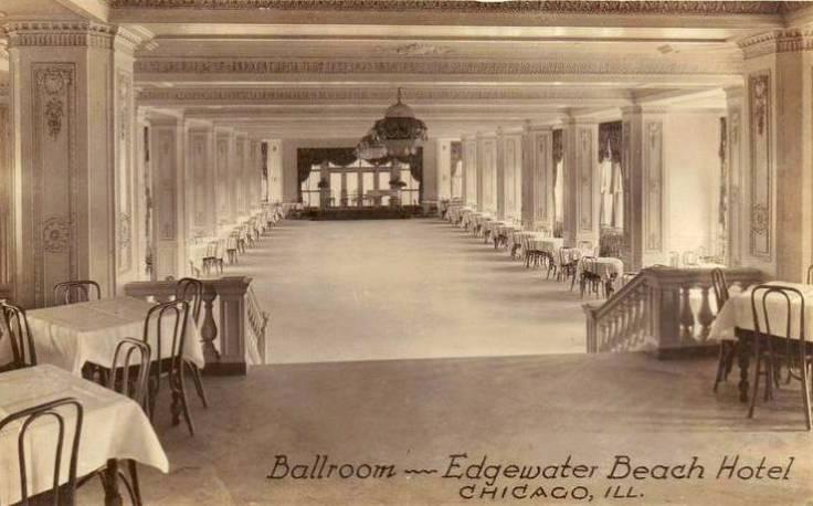 Edgewater Beach Hotel Ballroom
