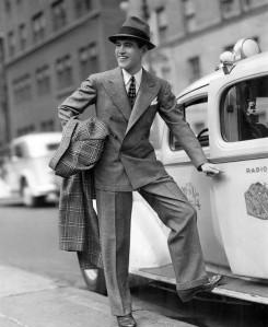1930's Menswear