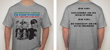 Big Band Weekend T-Shirt