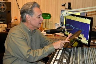 Scott Michaels In Studio