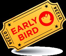 Tickets Early Bird